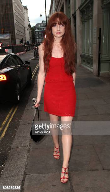 Nicola Roberts attend First Access Entertainment summer party at Tramp on July 4 2017 in London England