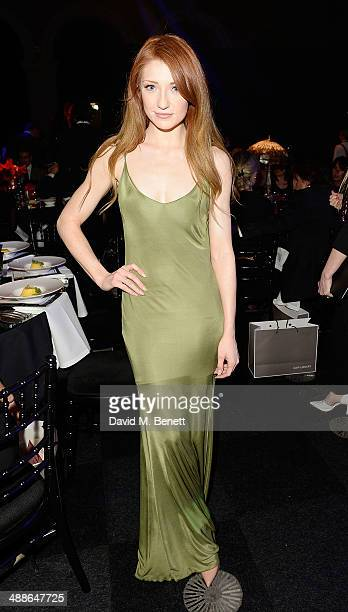 Nicola Roberts attends Gabrielle's Angel Foundation for Cancer Research UK hosts its third annual 'Gabrielle's Gala' fundraiser at Old Billingsgate...