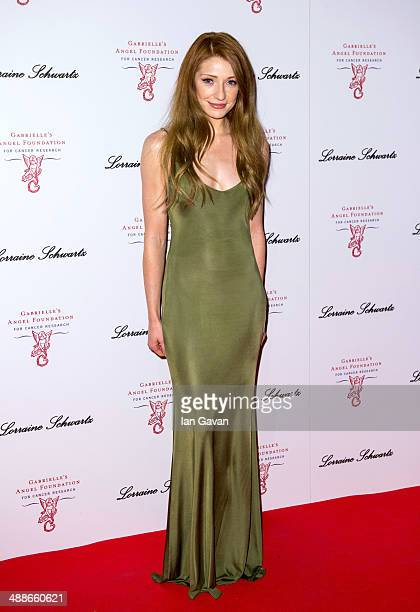 Nicola Roberts attends Gabrielle's Gala at Old Billingsgate Market on May 7 2014 in London England Gabrielle's Gala is an annual fundraiser in aid of...
