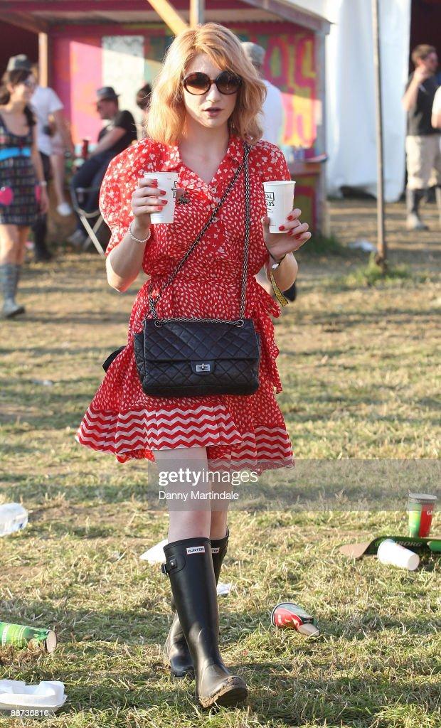 Glastonbury Festival 2009 - Day 3 : News Photo