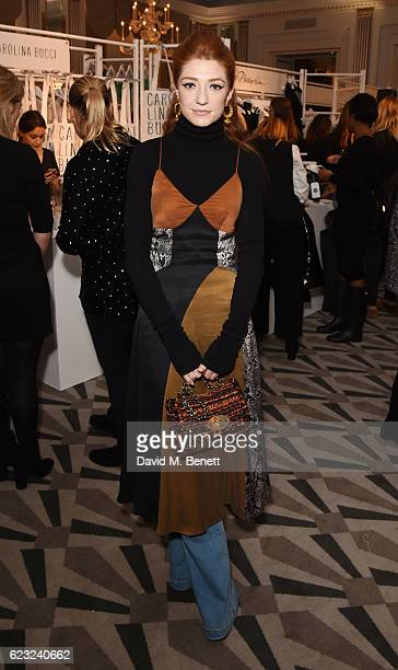 Nicola Roberts attends 'Shop Wear Care' a onenight only shopping event in aid of Great Ormond Street Hospital Children's Charity at Claridge's Hotel...