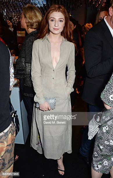 Nicola Roberts attends the Bottletop Regent Street store launch on May 24 2016 in London England