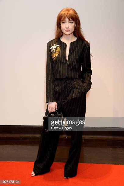 Nicola Roberts attends the 'Fast and Furious Live' premiere at The O2 Arena on January 19 2018 in London England