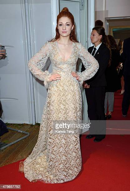 Nicola Roberts attends the Glamour Women of the Year Awards at Berkeley Square Gardens on June 2 2015 in London England