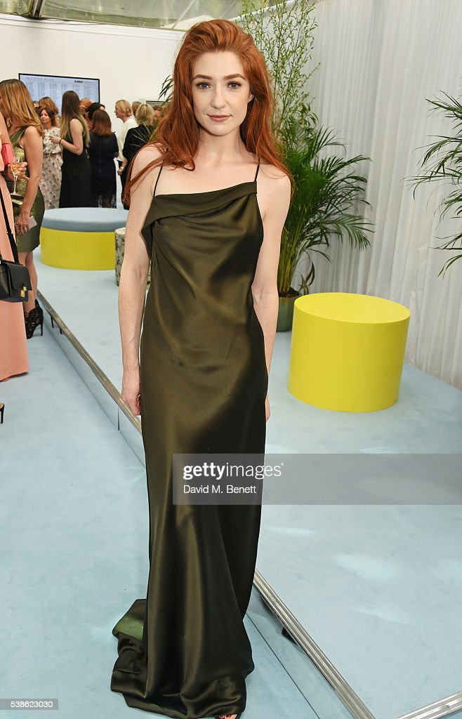 Nicola Roberts attends the Glamour Women Of The Year Awards in Berkeley Square Gardens on June 7, 2016 in London, United Kingdom.