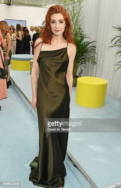 Nicola Roberts attends the Glamour Women Of The Year Awards in Berkeley Square Gardens on June 7 2016 in London United Kingdom