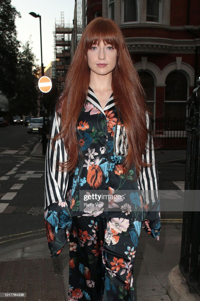 Nicola Roberts Attends The MAC Makers Party