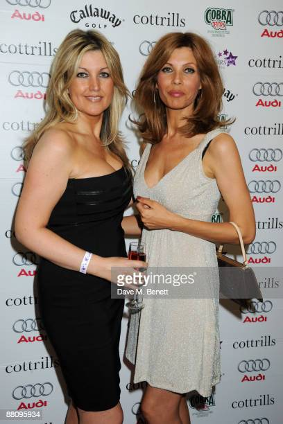 Nicola Smith and Mandy Smith attend the 5 Stars Scanner Appeal on June 1 2009 in Sutton Coldfield United kingdom