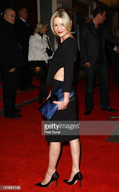 Nicola Stapleton attends the premiere of Wild Bill at Cineworld Haymarket on March 20 2012 in London England