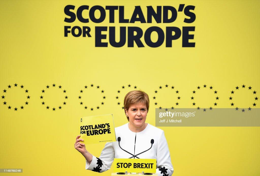 GBR: SNP Announces EU Election Manifesto