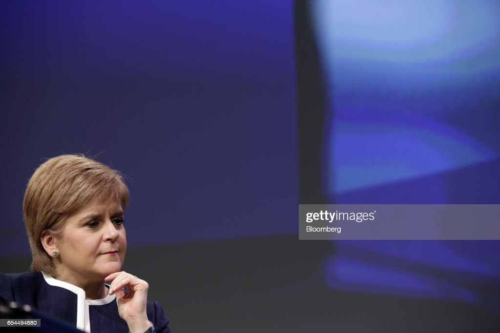 Scottish National Party (SNP) Spring Conference : News Photo