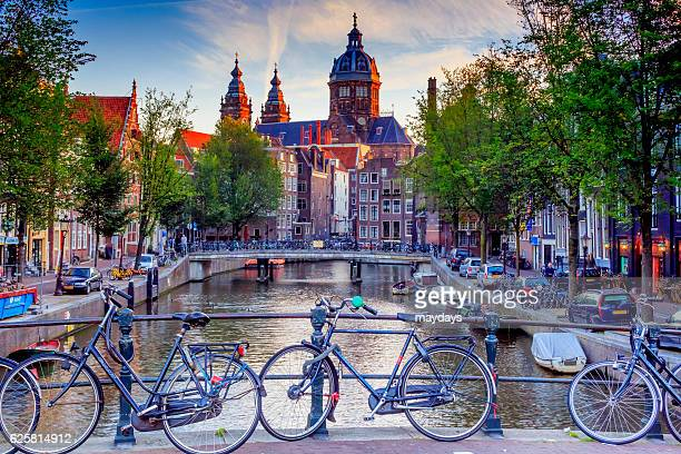 nicolaasbasiliek, amsterdam - amsterdam stock pictures, royalty-free photos & images
