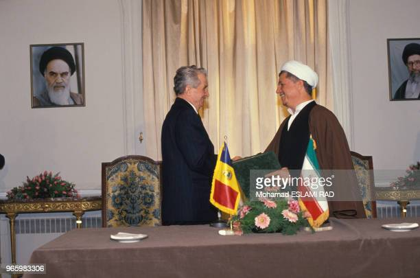 Rencontre France-Iran pour préserver l'accord sur le nucléaire et apaiser les tensions