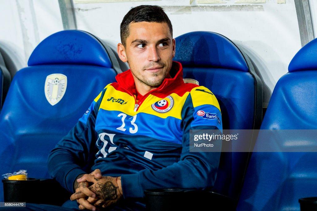 Romania v Kazakhstan - FIFA 2018 World Cup Qualifier : News Photo