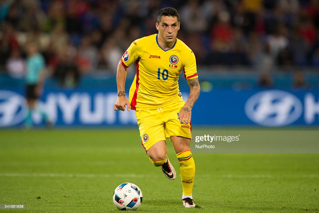 Romania v Albania - EURO 2016 : News Photo