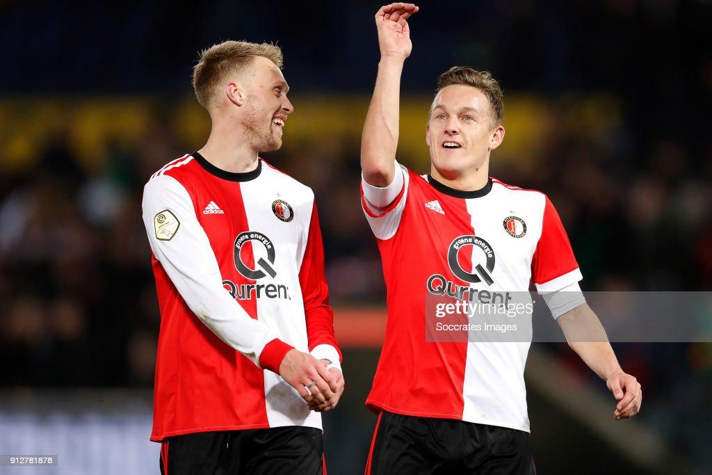 Feyenoord v PSV - KNVB Cup