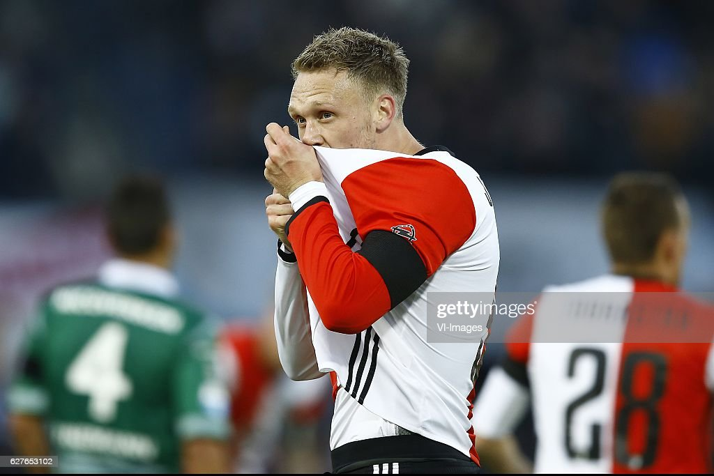 """Dutch Eredivisie""""Feyenoord Rotterdam v Sparta Rotterdam"""" : News Photo"""