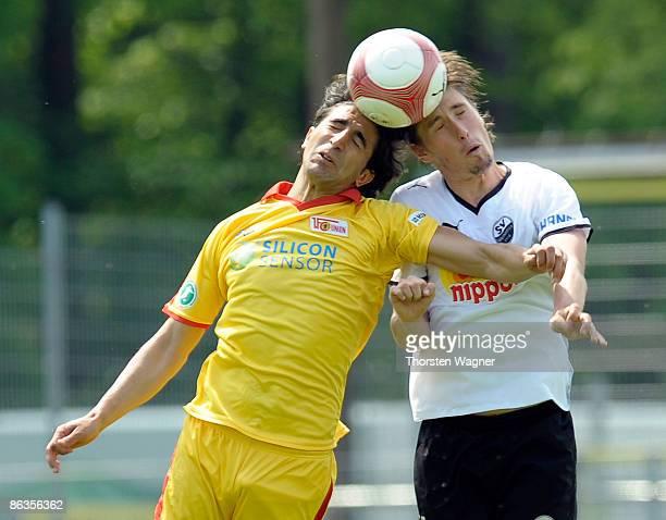 Sandhausen V 1 Fc Union Berlin 3 Liga Bilder Und Fotos
