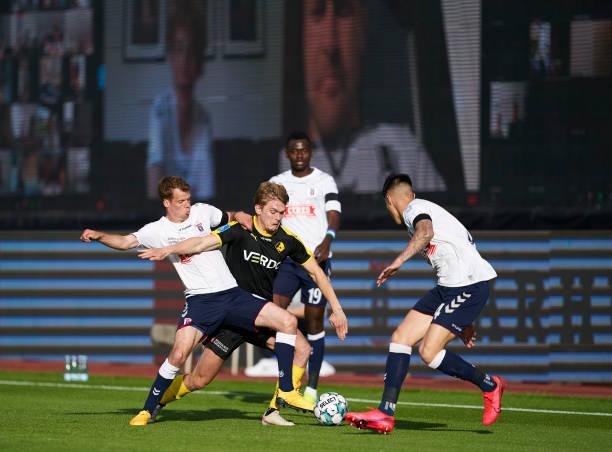 DNK: AGF Aarhus vs Randers FC - Danish 3F Superliga
