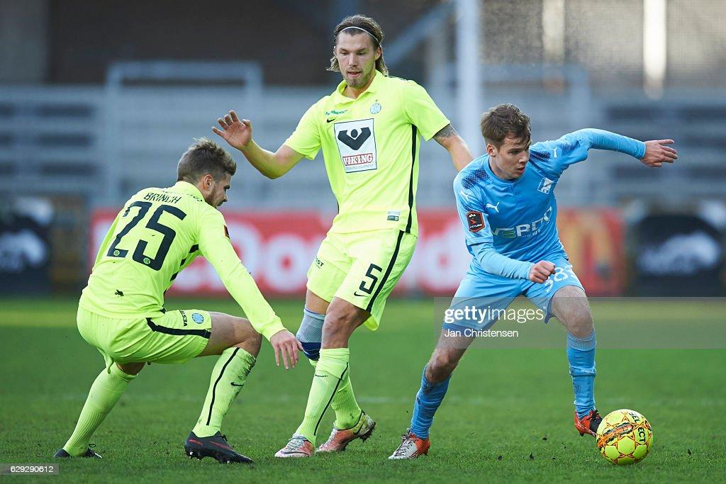 Randers FC v Esbjerg fB - Danish Alka Superliga : Nachrichtenfoto