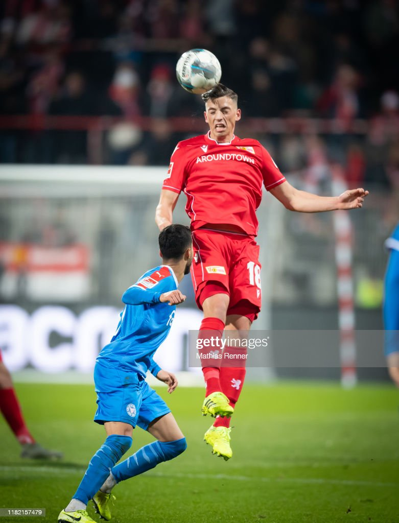 FC Union Berlin v Holstein Kiel - test match : Nachrichtenfoto