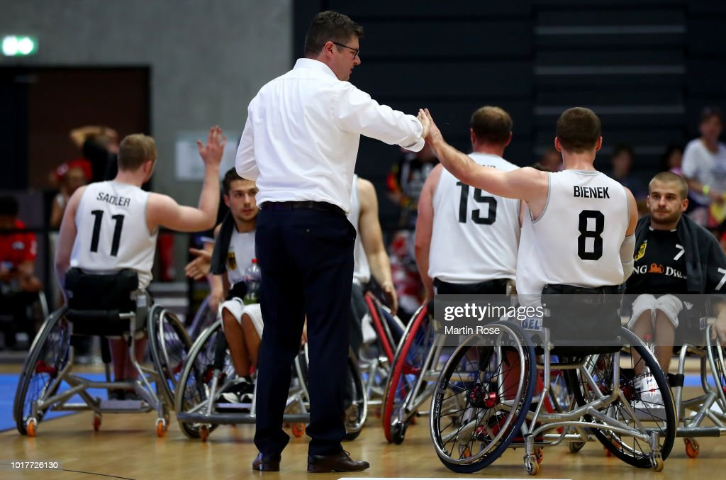 Germany v Morocco - Wheelchair Basketball World Championship 2018
