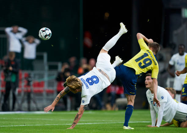 DNK: FC Copenhagen vs Brondby IF - Danish 3F Superliga