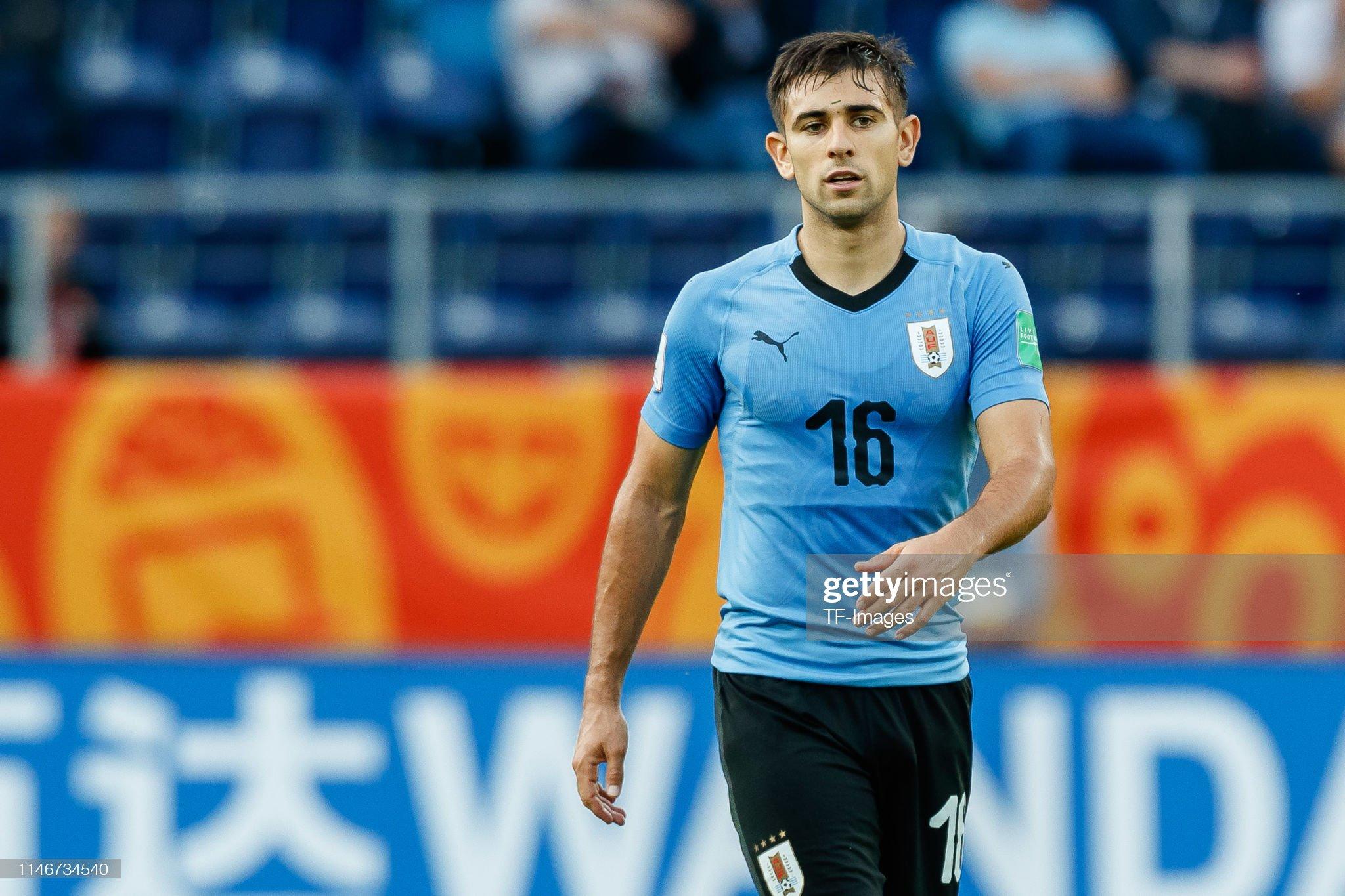 Honduras v Uruguay: Group C - 2019 FIFA U-20 World Cup : Fotografia de notícias