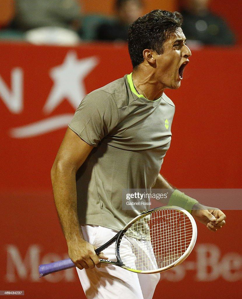 ATP Buenos Aires Copa Claro - Day 5