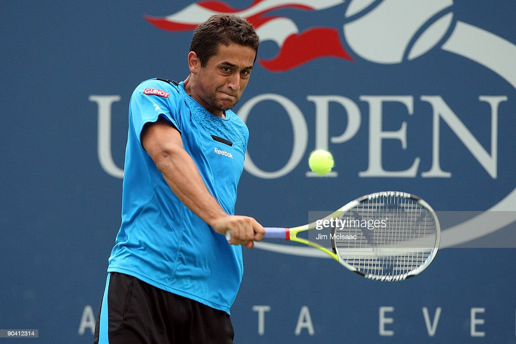 US Open Day 7 : News Photo
