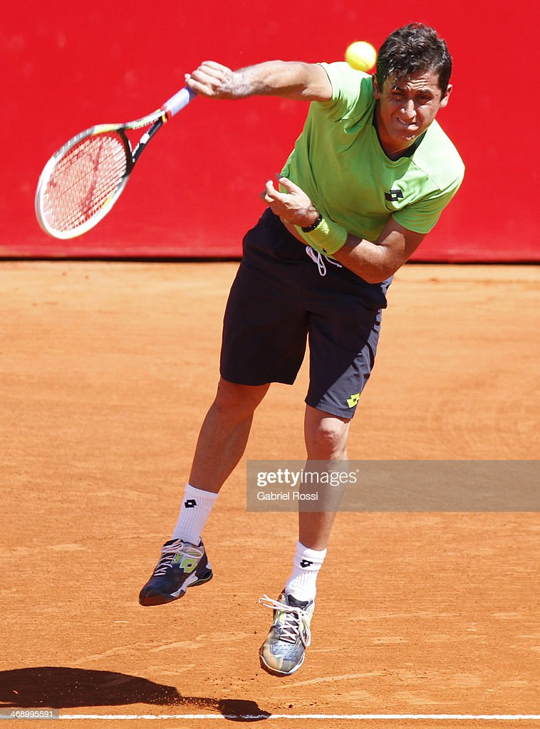 ATP Buenos Aires Copa Claro - Day 3