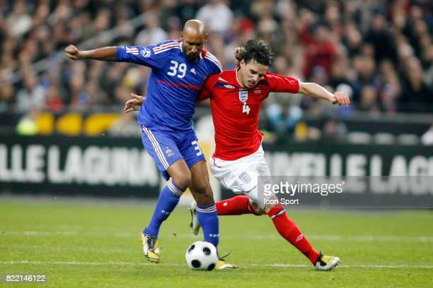 Nicolas ANELKA / Owen HARGREAVES France / Angleterre Match amical Stade de France