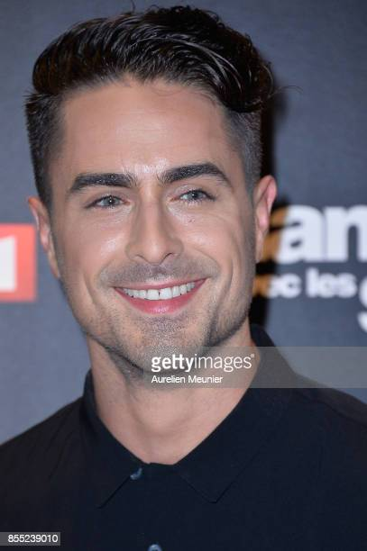 Nicolas Archambault attends the 'Danse avec les Stars' photocall at TF1 on September 28 2017 in Paris France