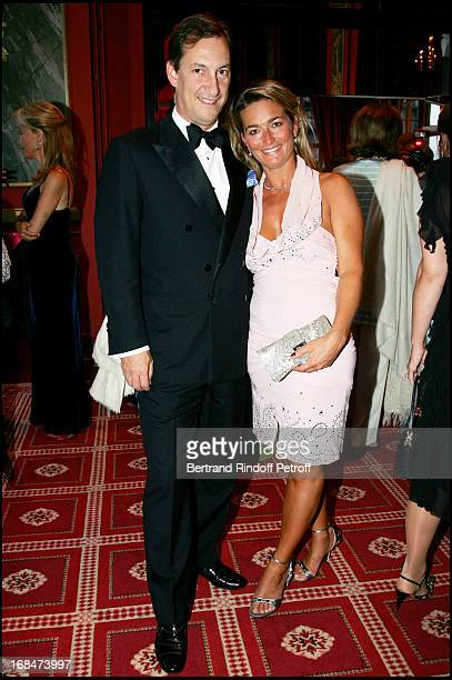 Nicolas Bazire and his wife Fabienne Deauville's great Ball in the occasion of the 60th anniversary of the association Acare