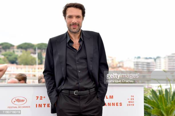 Nicolas Bedo attends the photocall for Le Belle Epoque during the 72nd annual Cannes Film Festival on May 21 2019 in Cannes France