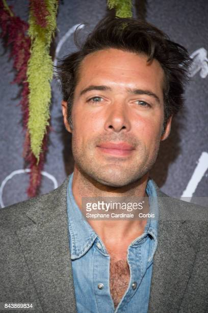 Nicolas Bedos attends the French Premiere of mother at Cinema UGC Normandie on September 7 2017 in Paris France