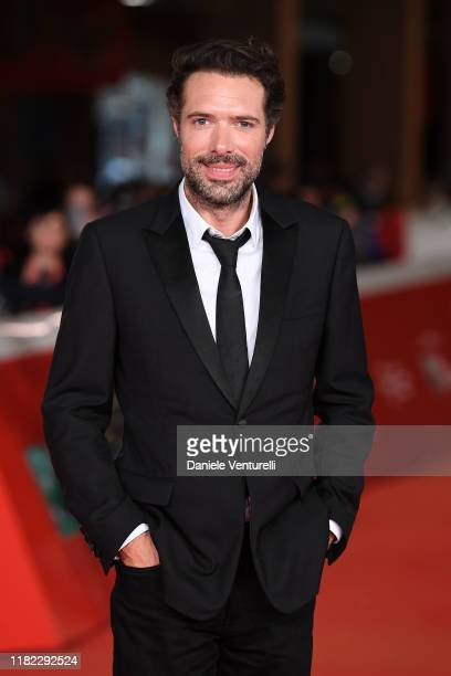 Nicolas Bedos attends the La Belle Epoque red carpet during the 14th Rome Film Festival on October 20 2019 in Rome Italy