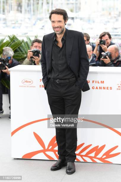 Nicolas Bedos attends the photocall for Le Belle Epoque during the 72nd annual Cannes Film Festival on May 21 2019 in Cannes France