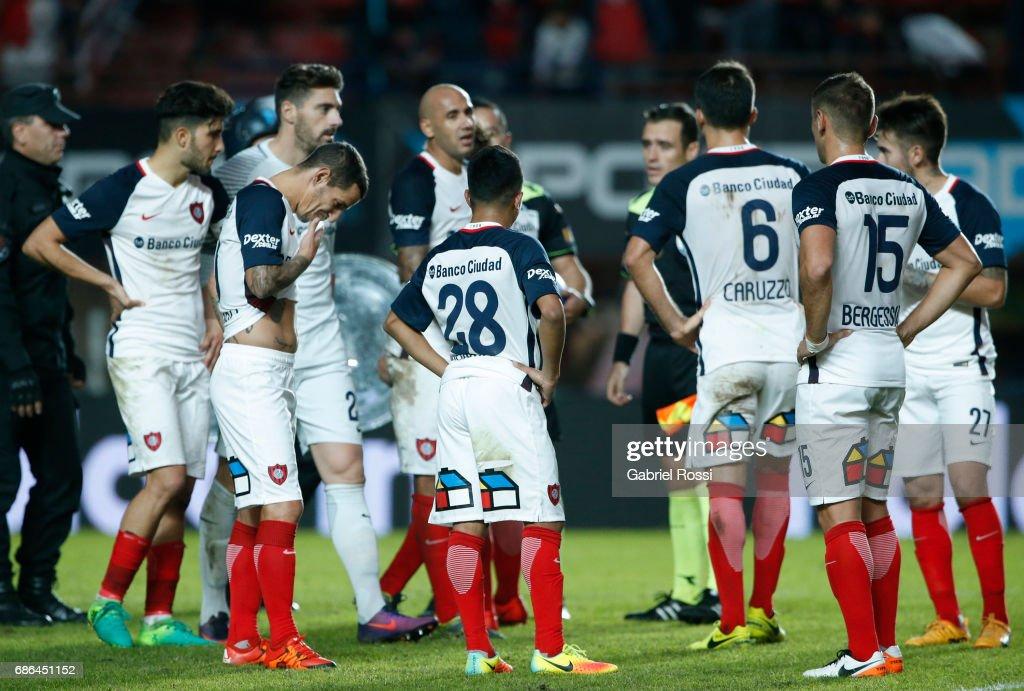 San Lorenzo v Aldosivi - Torneo Primera Division 2016/17