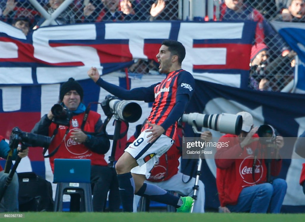 San Lorenzo v River Plate - Torneo Primera Division 2016/2017