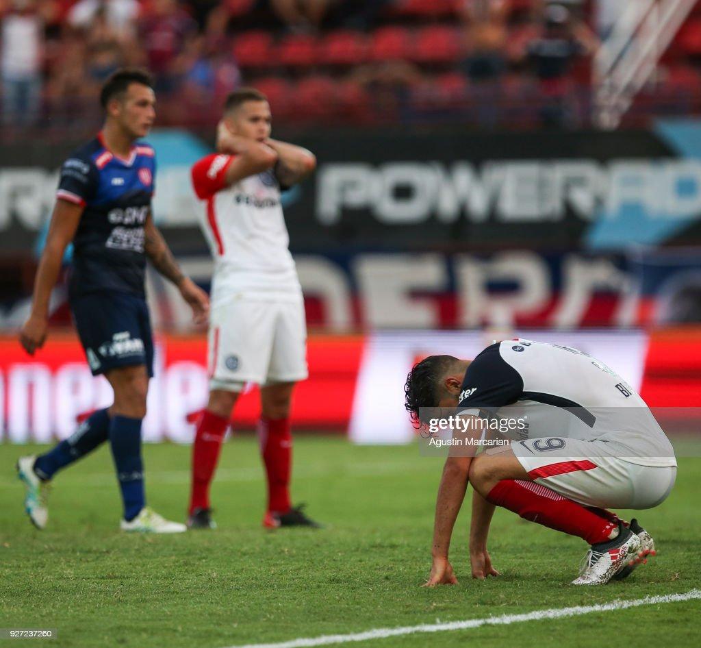 San Lorenzo v Union - Superliga 2017/2018