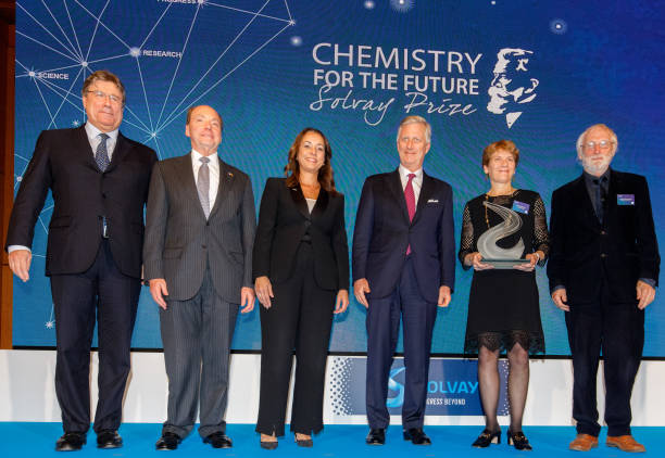 BEL: Chemistry For The Future Solvay Prize Ceremony