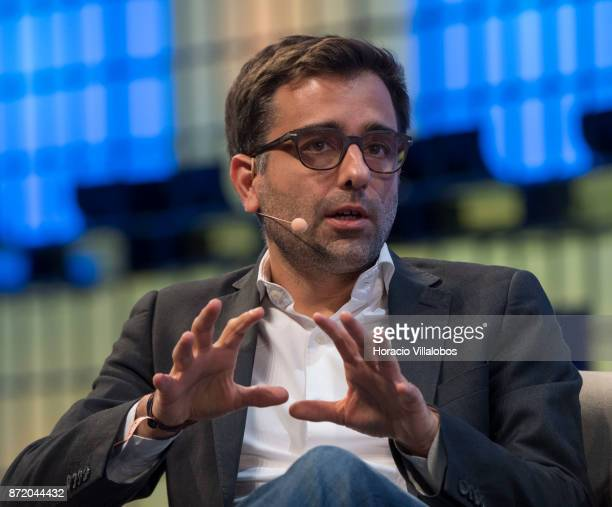 Nicolas Brusson CoFounder CEO BlaBlaCar Klaus Hommels Founder Lakestar and Diego Piacentini Digital Commissioner Government of Italy discuss about...