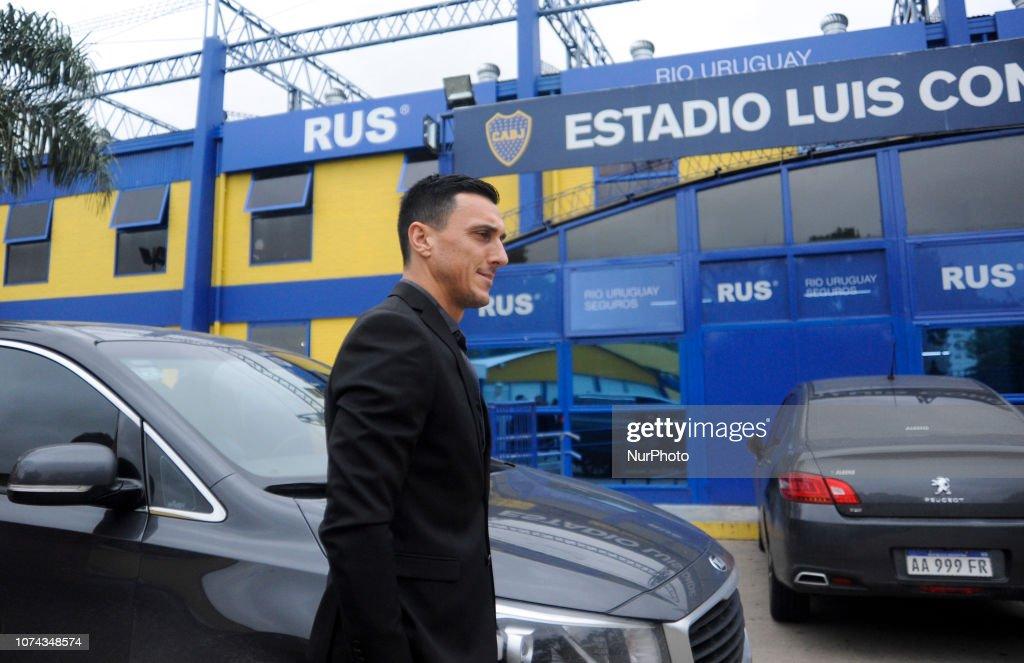 Nicolas Burdisso New Manager Of Boca Juniors : News Photo