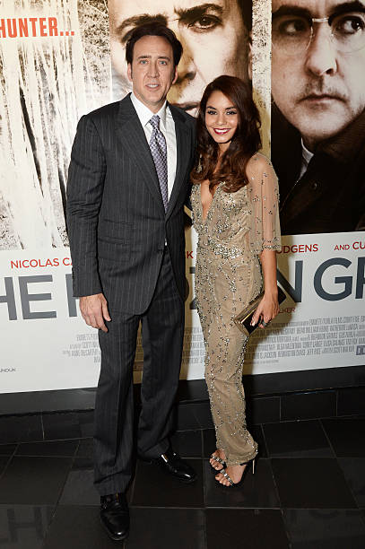 The frozen ground uk premiere inside arrivals nicolas cage and vanessa hudgens attend the uk premiere of the frozen ground at voltagebd Images