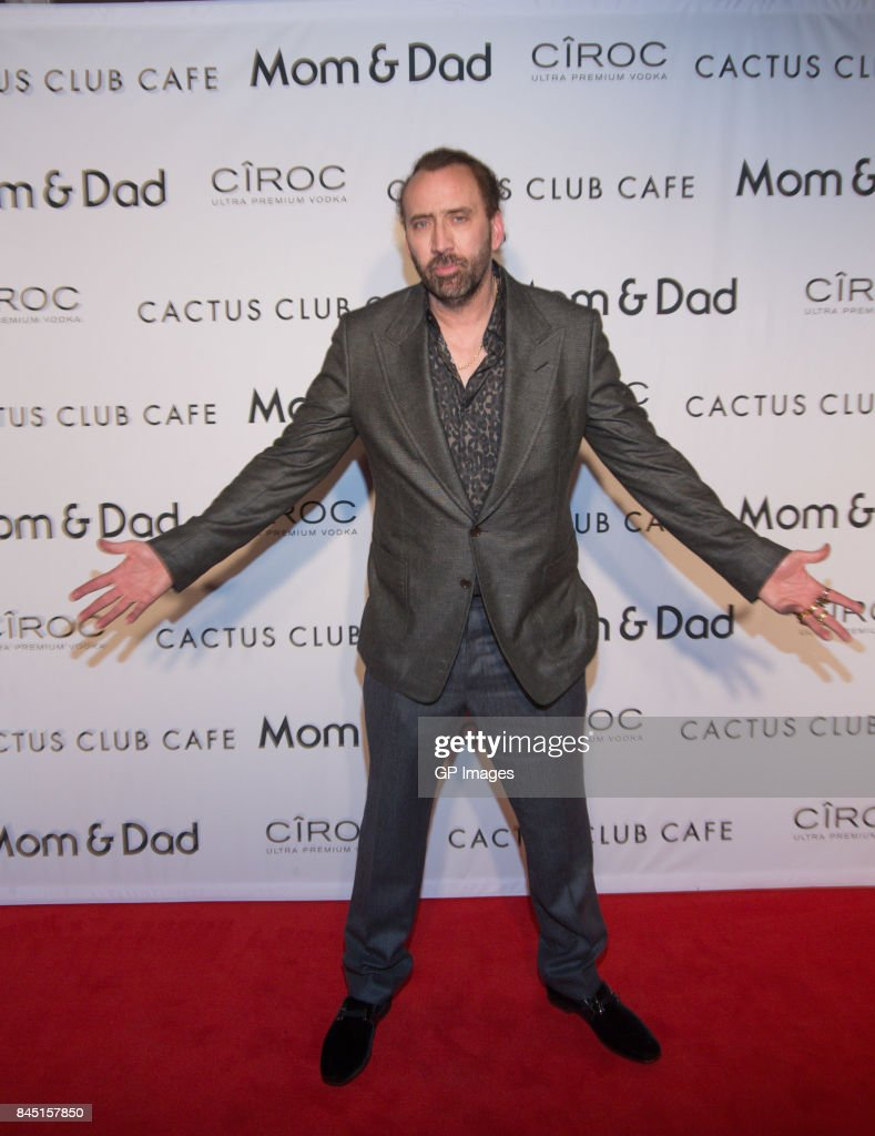 "Brian Taylor's ""Mom and Dad"" TIFF Premiere Party Hosted By Cactus Club Cafe And Ciroc At First Canadian Place"