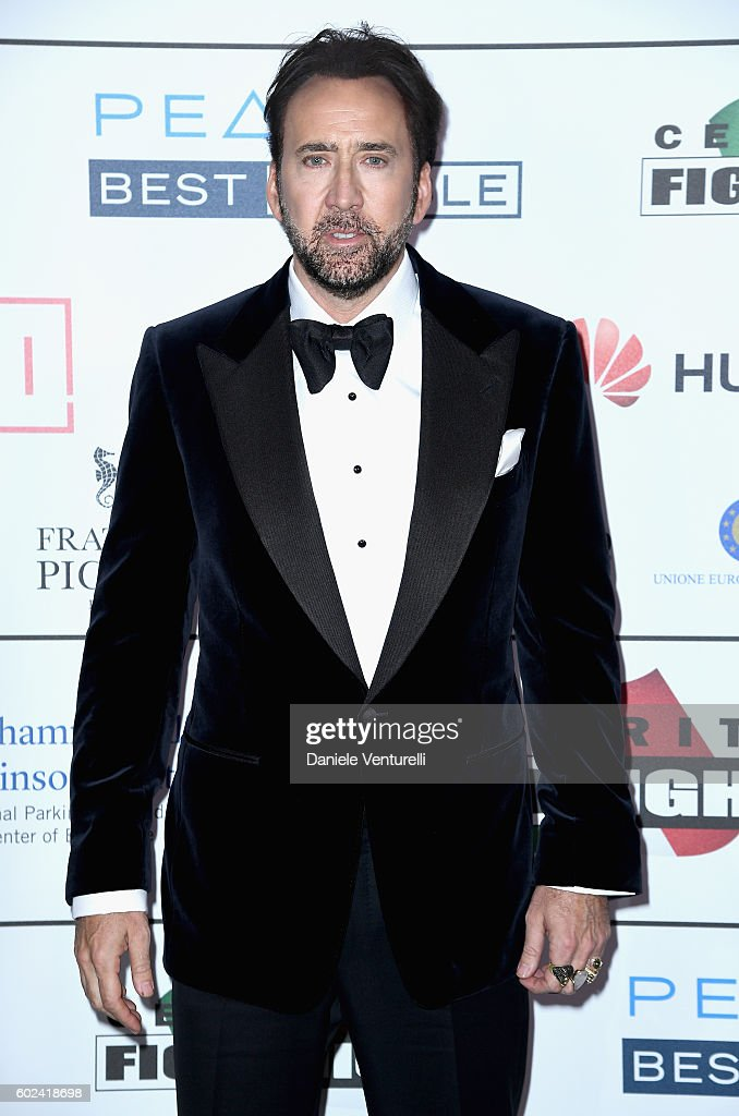 2016 Celebrity Fight Night Italy Benefiting The Andrea Bocelli Foundation : News Photo