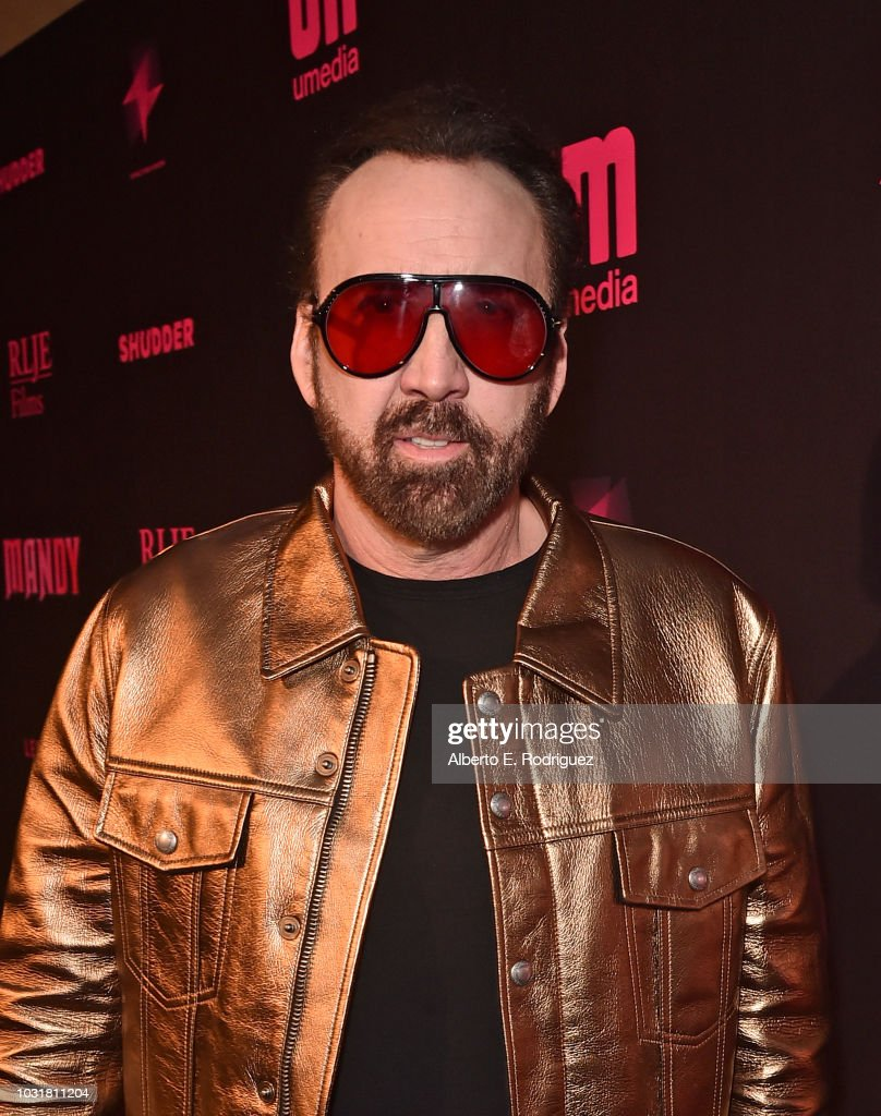 """Los Angeles Special Screening And Q&A Of """"Mandy"""" At Beyond Fest - Red Carpet : News Photo"""