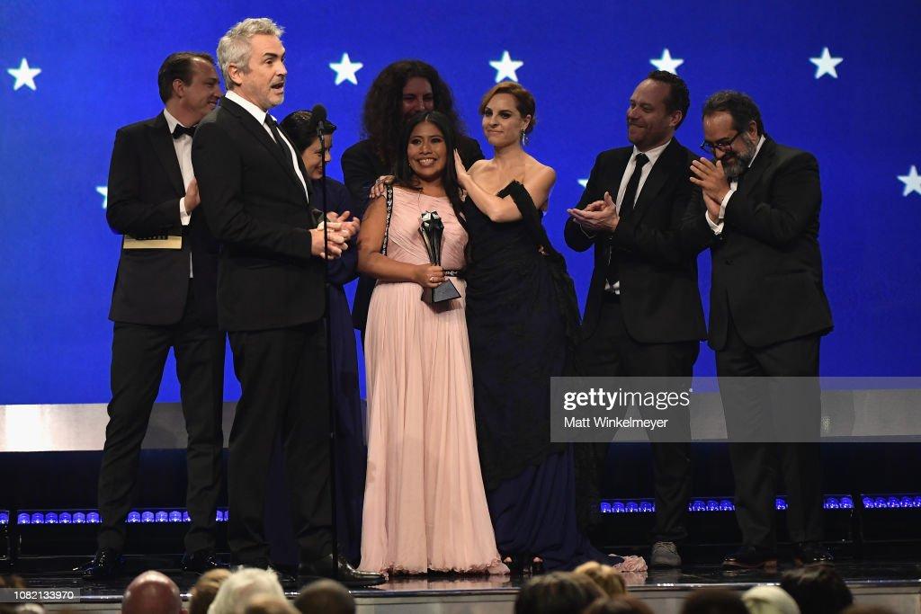 The 24th Annual Critics' Choice Awards - Show : ニュース写真