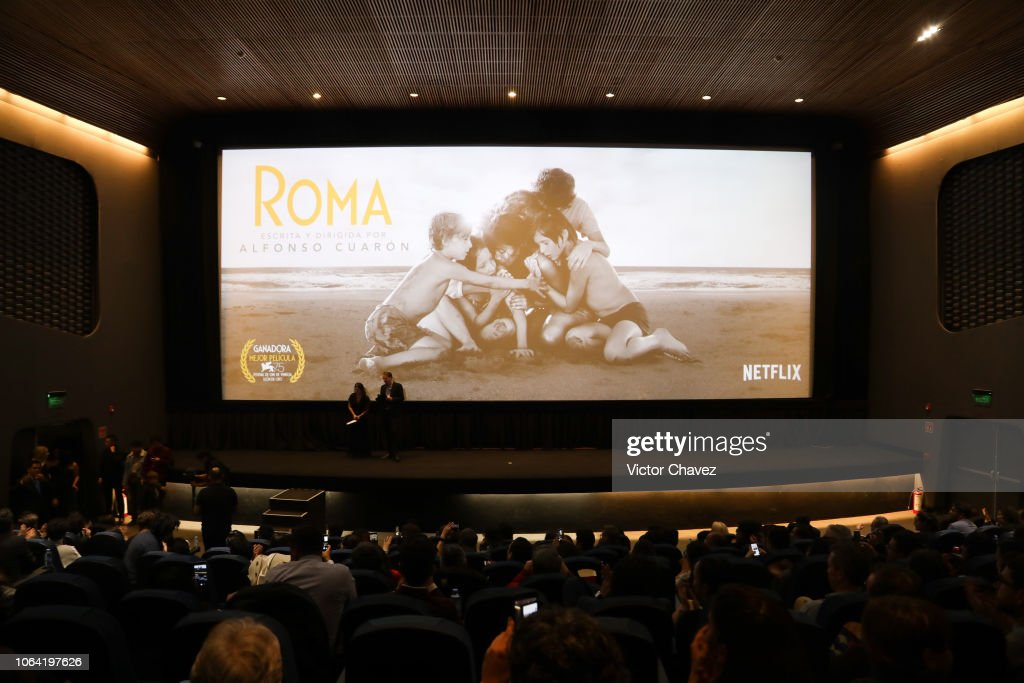 'Roma' Red Carpet & Screening In Mexico City : News Photo